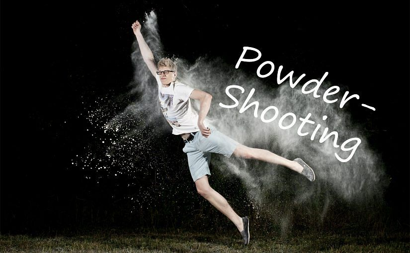 FotoTreffen Powder-Shooting