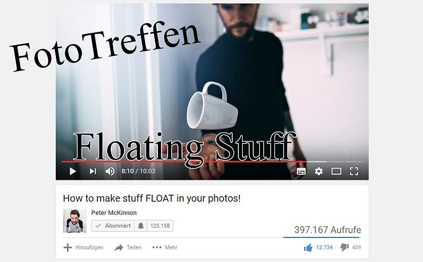 FotoTreffen 'Floating Stuff'