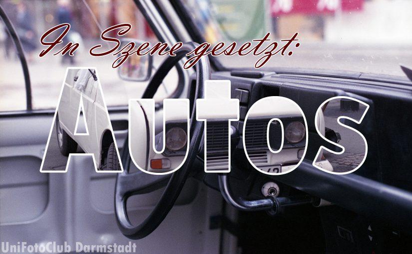 FotoTreffen 'In Szene gesetzt: Autos'
