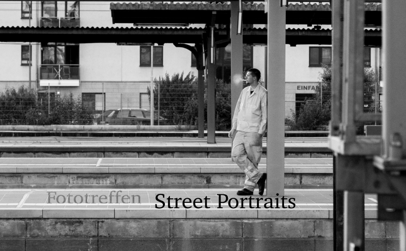 FotoTreffen 'Street Portrait'