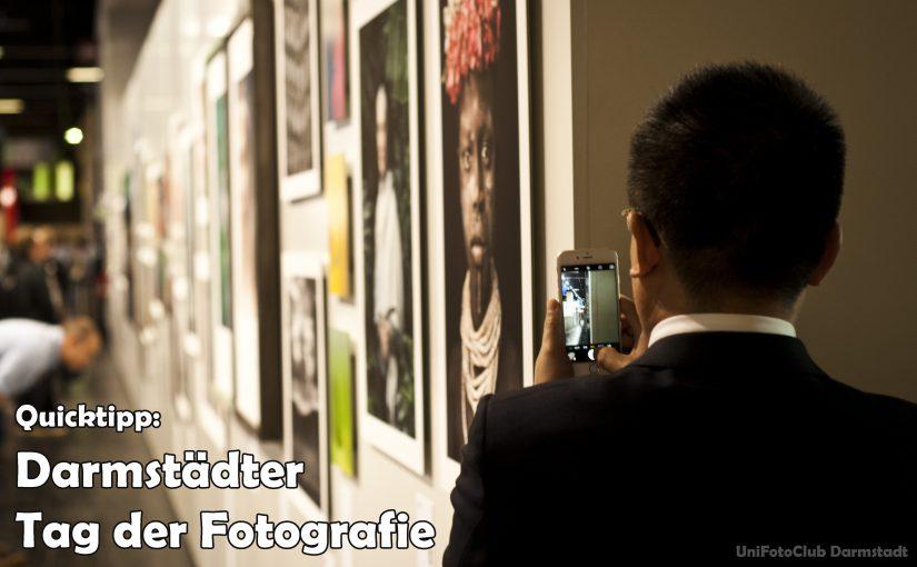 Quicktipp: Darmstädter Tage der Fotografie