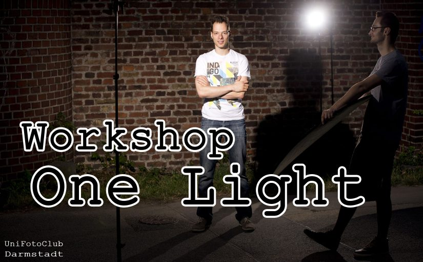 Workshop 'One Light'