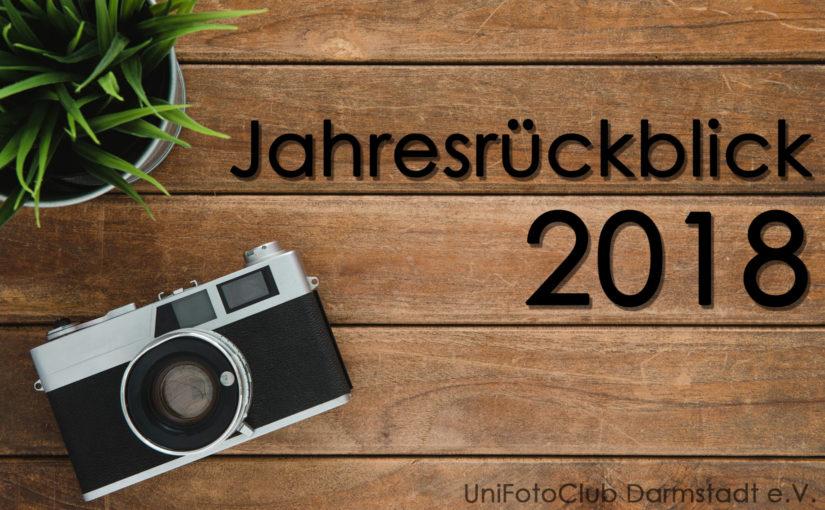 Jahresrückblick 2018 und Vorschau auf 2019