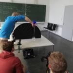Splash UniFotoClub Darmstadt Workshop