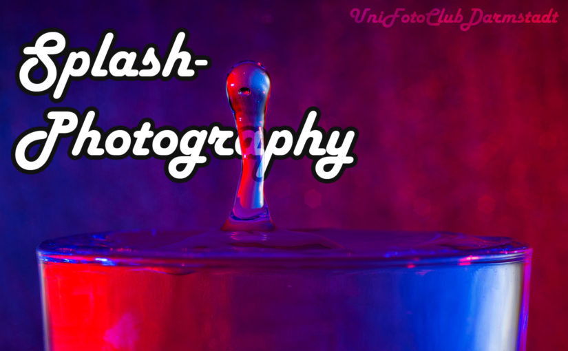 Ergebnisse Workshop 'Splash-Photography'