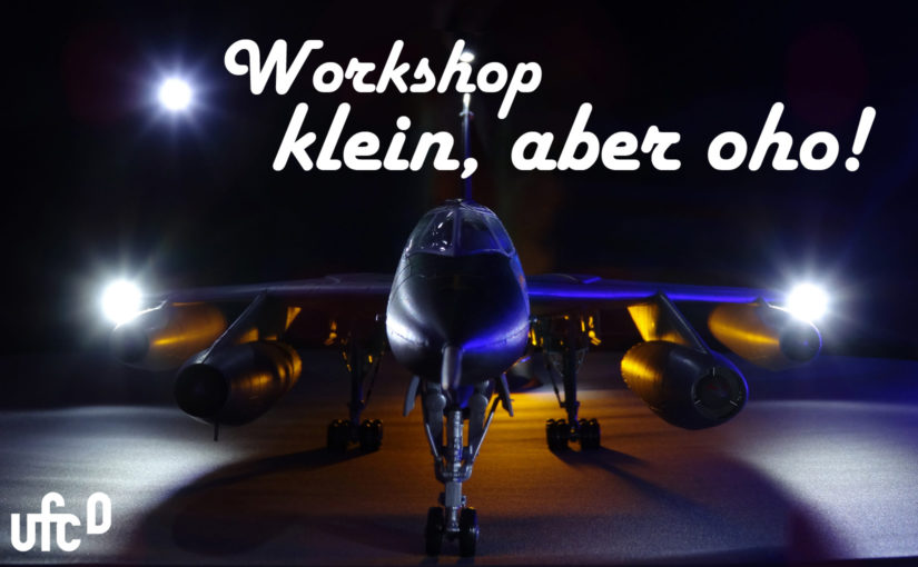 Workshop Klein, aber oho