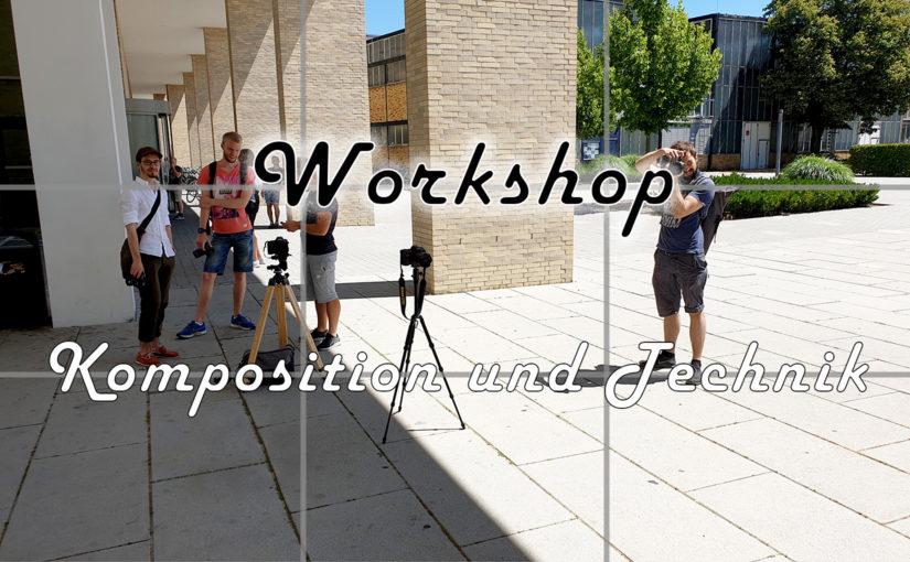 Workshop 'Einführung Komposition und Technik'