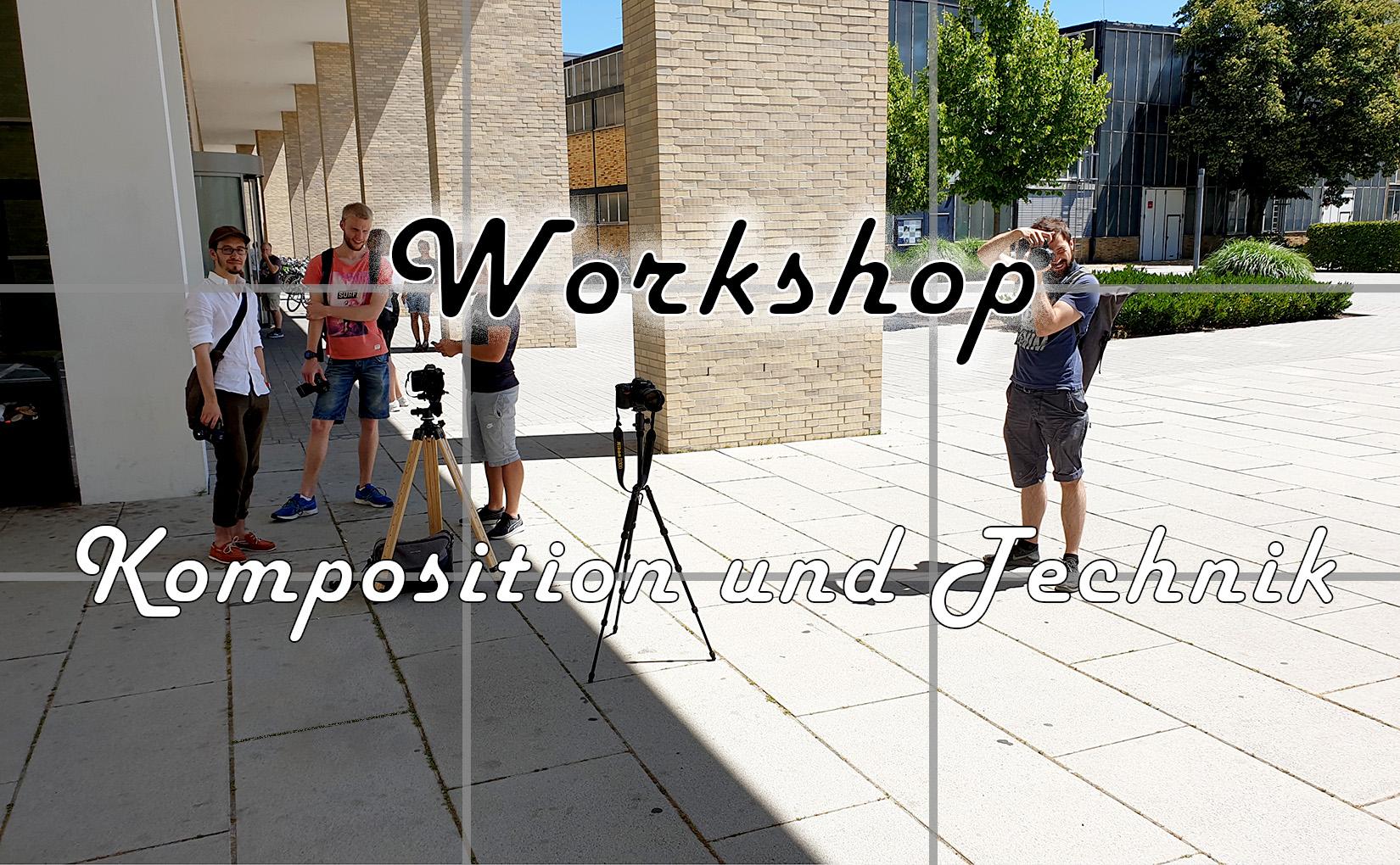Titelbild des Beitrags für den Workshop Komposition