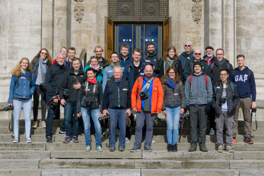 Gruppenfoto Worlwide Photowalk von Viviane Seidel