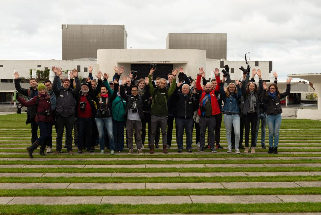 Gruppenfoto Worlwide Photowalk von Fabian Kessler
